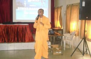 A Spiritual Guest Lecture