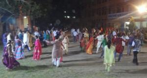 Dandiya Celebrations by Student