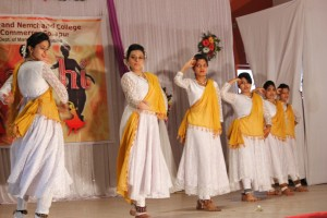 Group Dance  Aarohi - A Cultural Event