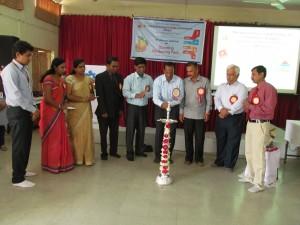 Inauguration of Seminar on Blending Marketing Tools