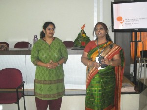 Workshop on Personality Development by - Miss. Michel Baptis