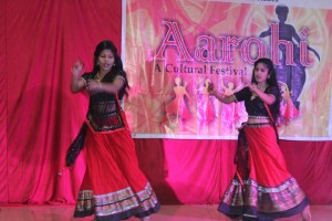 DUET DANCE AT AAROHI