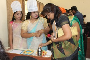 MASTER CHEF COMPETITION AT AAROHI