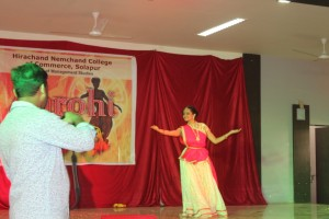 SOLO DANCE AT AAROHI