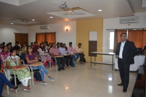 Pre-Placement Talk by SBI Life Insurance