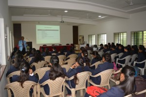Workshop on Interview techniques and group discussion for MBA II-2