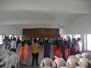 Workshop on Presentation skills for MBA I- 3